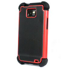 Shockproof Rugged Slim Armor Samsung Galaxy S 2 II i9100 i777 Attain Case Cover