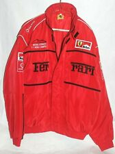 Ferrari Brand Michael Schumacher Formula 1 Racing Team Jacket Size Large Ltd. Ed