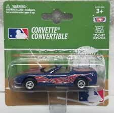 2013 CLEVELAND Indians Corvette convertible MLB Licensed Car Chief Wahoo Logo!