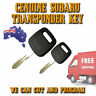 Subaru GENUINE Transponder Key - IMPREZA LIBERTY WRX STI FORESTER + - FREE POST