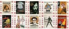 10 Tickets cinema Gaumont pour collection