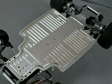 New Aluminum CNC Chassis Plate Tamiya 1/10 RC Super Champ Buggy Sand Scorcher