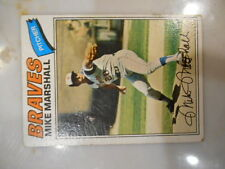 1977 Topps Mike Marshall Atlanta Braves #263 Baseball Card
