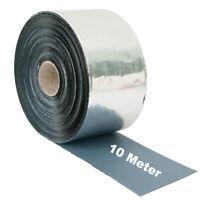 10m Alubutyl, Butylband, Alubutylklebeband, Dichtband, Flashband Breite 150mm