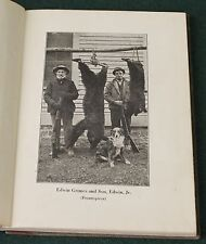 SHOEMAKER, HENRY W. The Black Bear of Pennsylvania. First Edition 1921 Inscribed