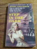 Step In The Dark By Ethel Lina White 1st Ed 1966 Vintage Gothic Mystery Thriller