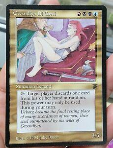 Vintage Magic | NM/MINT MTG Legends Gwendlyn Di Corci, Commander, NO RESERVE!!!