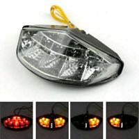 Integrated LED Tail Brake Light Turn signal Fits DUCATI Monster 696/795/796/1100