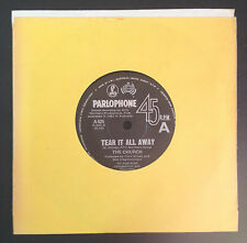 """THE CHURCH Tear It All Away 7"""" Single. 1981. RARE. Excellent Condition"""
