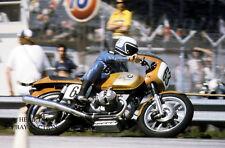 BMW R 90S & Pridmore - Daytona 200 mile 1975 motorcycle photo photograph
