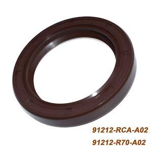 New Engine Crankshaft Crank Seal For ACURA HONDA 91212-RCA-A02, 91212-R70-A02