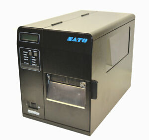 "Sato M84Pro-6 Direct/Thermal BarCode Label Printer 609-DPI USB 6:IPS 4.1""W 115V"