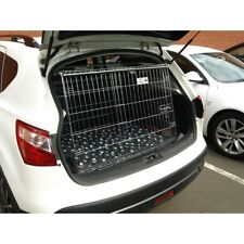 Pet World Nissan QASHQAI 13 Car Boot Dog Cage Puppy Travel Crate Pet Safety