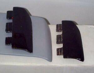 83-84 Hurst Oldsmobile SHOWCARS Pair of Fiberglass Rear Spoiler Tips
