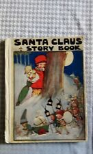 *****SANTA CLAUS STORY BOOK---MABEL LUCIE ATTWELL---HC---NELSON/LONDON*****