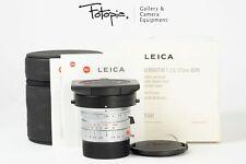 Leica Elmarit-M 21mm F2.8 ASPH - Silver / 11897 (factory 6-bit, 99% new)
