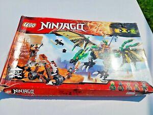 Lego 70593 The Green NRG Dragon NINJAGO 567 Piece Play Set Building Blocks Toy