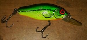 Bomber Smilin' Minno A Summer Colors 4 In. Total Knocker Rattle Screwtail  lure