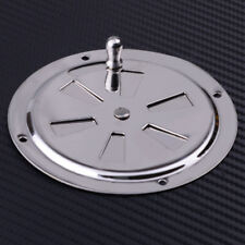 4inch Marine Air Vent Stainless Steel Boat Round Louvered Ventilator Cover