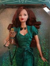 BARBIE STEFFIE MODEL MUSE SUMMER BIRTHSTONE MISS EMERALD MAY DOLL PJ WHITNEY