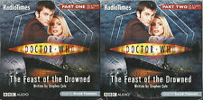 BBC-2-CD-Set Dr Doctor Who: The Feast of the Drowned - Hörbuch original Englisch
