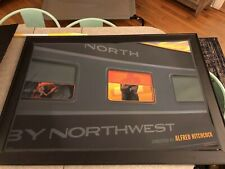 North By Northwest Print Laurent Durieux Mondo Signed /275 See Pics