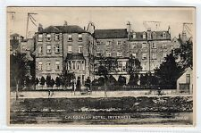 CALEDONIAN HOTEL, INVERNESS: Inverness-shire postcard (C6449).