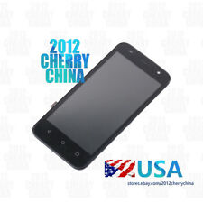 """USA Assembly For ZTE Maven Z812 4.5"""" Frame LCD Display Touch Screen Digitizer"""