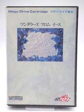 Mega Drive-Ys: wanderers from Ys (NTSC-jp import) (con embalaje original) 10830789