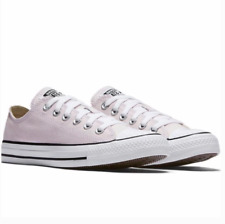 New Converse CTAS OX Barely Rose Sneakers Light Pink Size 6 7 8 9.5 11