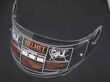Spada Evolution Replacement Motorcycle Helmet Visor - Clear