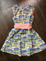 M&S AUTOGRAPH Summer Dress Age 3 4 5 (LMT WHIMSY) £30 !!! Girls BRAND NEW