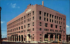 St. Louis Missouri Amerika Color Postkarte ~1960/70 Home of the Post Dispatch