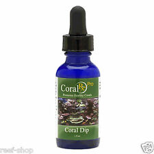 Coral Dip Coral RX Pro 1 oz Coral Pest Eradication Cleaning FREE USA SHIPPING