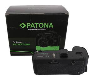 Akku- Batteriegriff für Panasonic G9 DMW-BGGH9RC für DMW-BLF19 + Fernbedienung