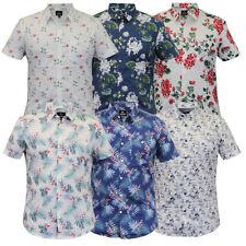 Camisas y polos de hombre de manga corta de 100% algodón