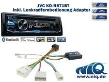 JVC KD-R871BT inkl. Lenkrad Fernbedienung Adapter Dacia Duster/Logan/Lodgy/Do...