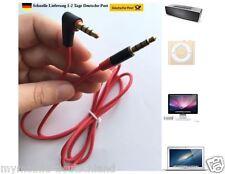 Für Beats Studio 1,2m MP3 Kopfhörer Stereo Audio AUX 3,5mm Klinke Kabel Stecker