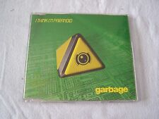 I think I'm paranoid by Garbage CD Single Rock