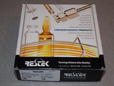 RESTEK GAS CHROMATOGRAPHY GC COLUMN RTX-1701 CAT. #12054
