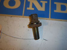 2001 acura CL Type-S crank pulley bolt balancer crankshaft