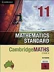 Cambridge Maths Stage 6 NSW Standard Year 11 : Print Bundle (Textbook and HOT...