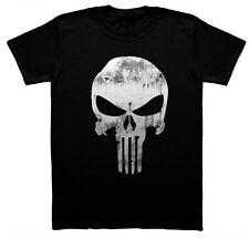 PUNISHER TShirt Skull - Frank Castle Antihero Marvel Comics S M L XL XXL unisex