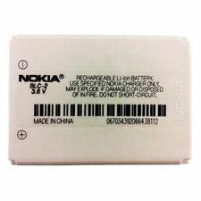 Nokia Batteria originale BLC-2 per 3310 3330 3410 3510 5510 6650 6800 6810 Pila