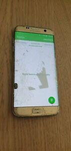 Samsung Galaxy s7 edge G935f Display Einheit LCD Glasbruch