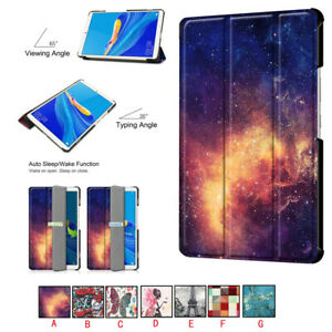 For Huawei M6 8.4Inch Tablet Slim Stand Shell Cover Case With Auto Sleep/Awake