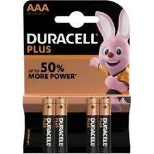 Lot 20 Piles Duracell Plus Power AAA/LR03 validité 2029 *NEUVES*