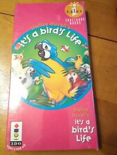 NEW Shelley Duvall's It's a Bird's Life Panasonic 3DO 3D0 Long Box Sealed RARE
