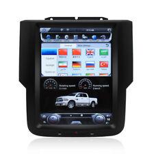 "10.4"" Tesla Style Car GPS Stereo GPS Navigation 2+64GB For Dodge Ram 2014-2017"