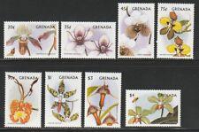 Grenada   1997   Sc # 2711-18   Orchids   MNH   (54208)